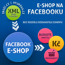 Eshop na Facebooku do 1 minuty