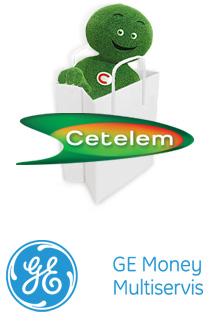 Splátkový prodej - GE Money Bank, Cetelem